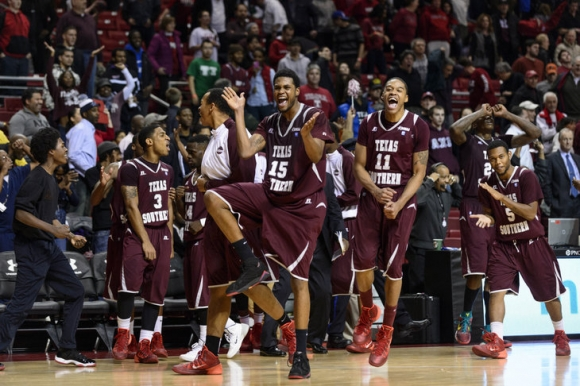 Feisty Texas Southern Tweaks Another Big-Brand Nose