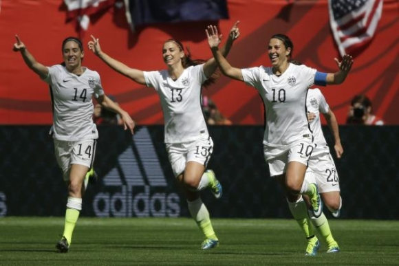 USA Women Rack Up Record Ratings