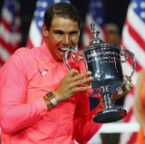 US Open: Nadal Rips His Way to Another Championship