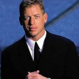 Troy Aikman, straight man