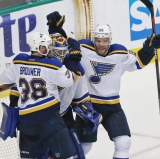 St Louis Plans on Giving Stars the Blues