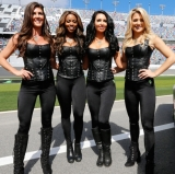 Monster Energy Girls Criticized by Prudish NASCAR Fans