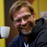 Could that be the mythical Klopp cup?