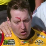 Kyle Busch Exacts His Twitter Revenge