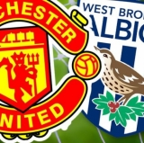 West Bromwich Albion 2 Manchester United 2
