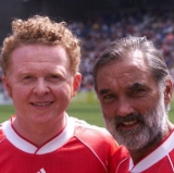 OK, neither Mick Hucknall nor Georgie Best had anything at all to do with the Reds.