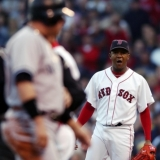 Pedro Martinez beaned players on purpose 9 times out of 10.