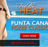 Bovada & Bodog Host the Punta Cana Poker Classic