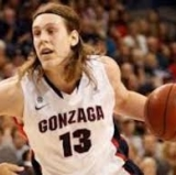 Forward Kelly Olynyk had a monster second half to save the Zags.