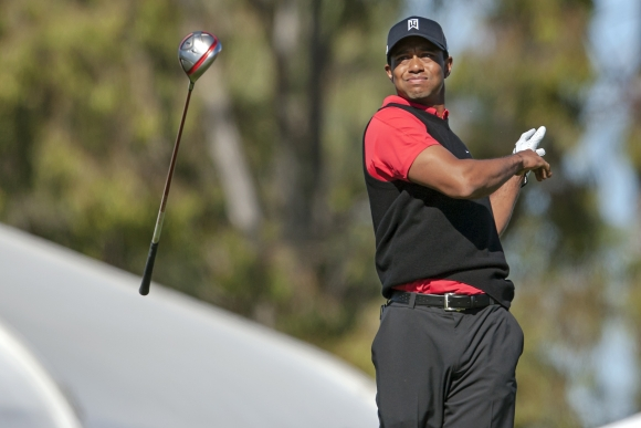Tiger Earns Sympathy from Weekend Golfers Everywhere