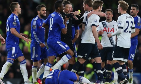 Spurs Shocked by Chelsea; Foxes Become 5000:1 Champs