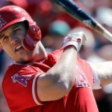 Mike Trout's Now the Angels' $430million Big Fish