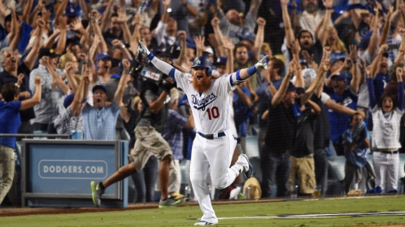 NLCS: Turner Walkoff Dinger Puts Dodgers Two Games Up