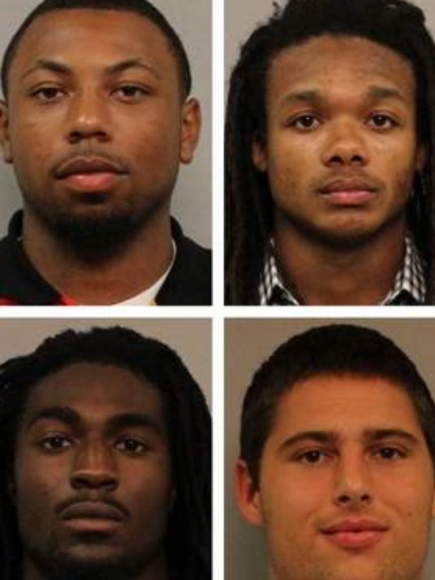 Former Vandy Players Charged with Rape Plead Not Guilty