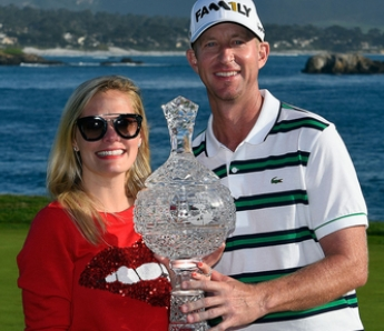 Vaughn Taylor: From Aztec Two-Step to Pebble Beach Victory Dance
