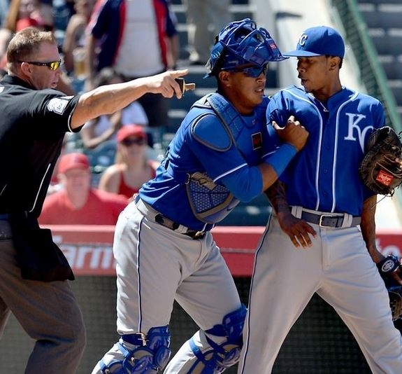 Yordano Ventura: A Fairly Emotional Dude