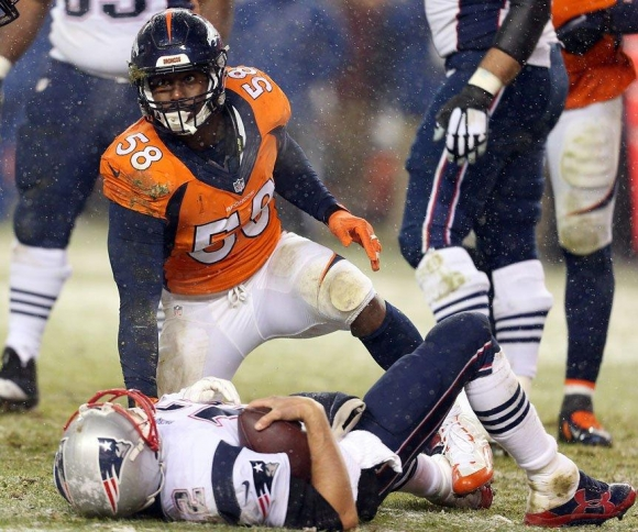Broncos Ride Chaos Theory into Super Bowl L ... As in 50