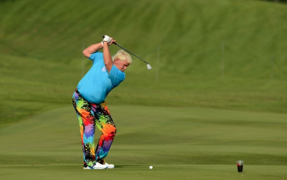 John Daly Now Consuming Diet Cokes instead of Alcohol in Excess