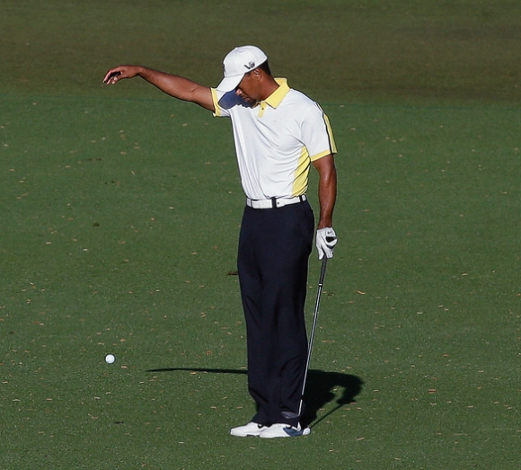 Golf Channel Analyst Calls Woods a Cheater