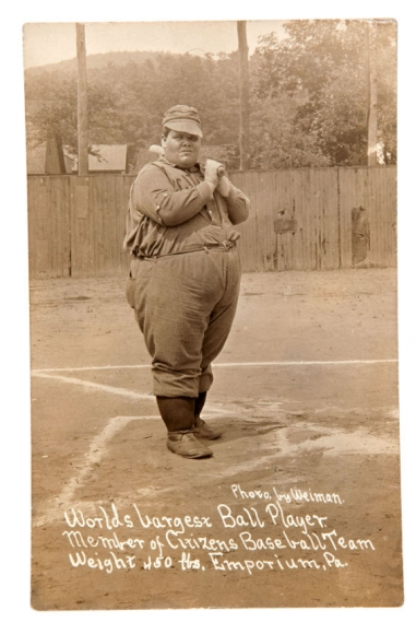 The Great Debate on Weight in Baseball Goes Natural