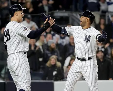 ALCS: Yankees Use the Long Ball to Extend Their Stay