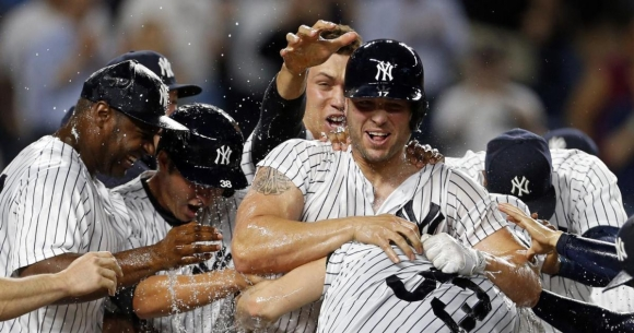 Yankees Stage Insane Comeback against Orioles